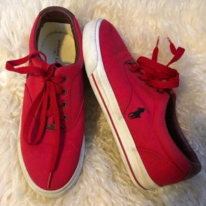 Ralph Lauren Shoes Sz 9B